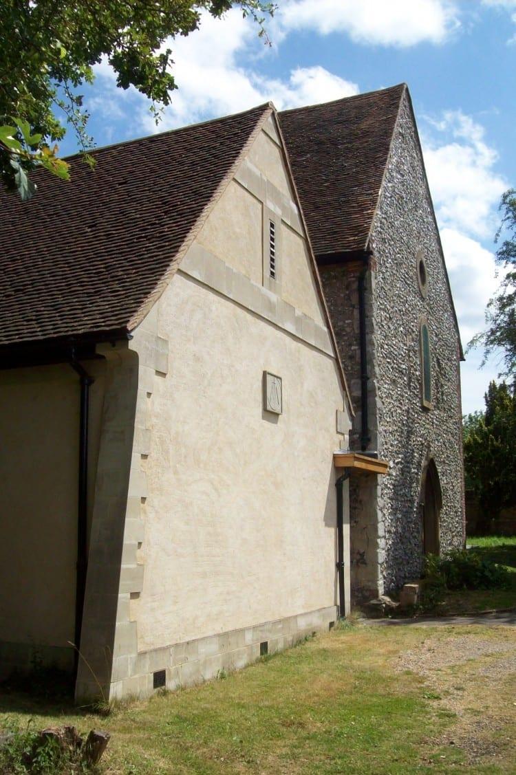 St Martins Chelfield Exterior Main