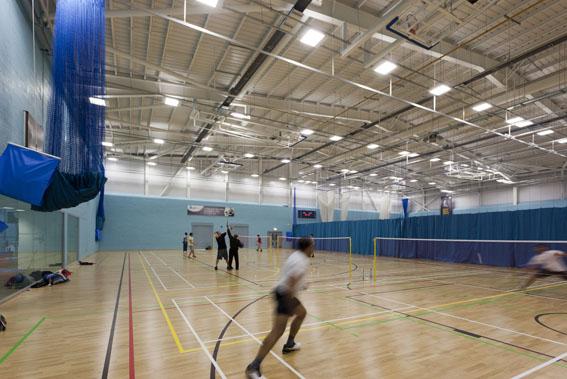 UEL - sports hall