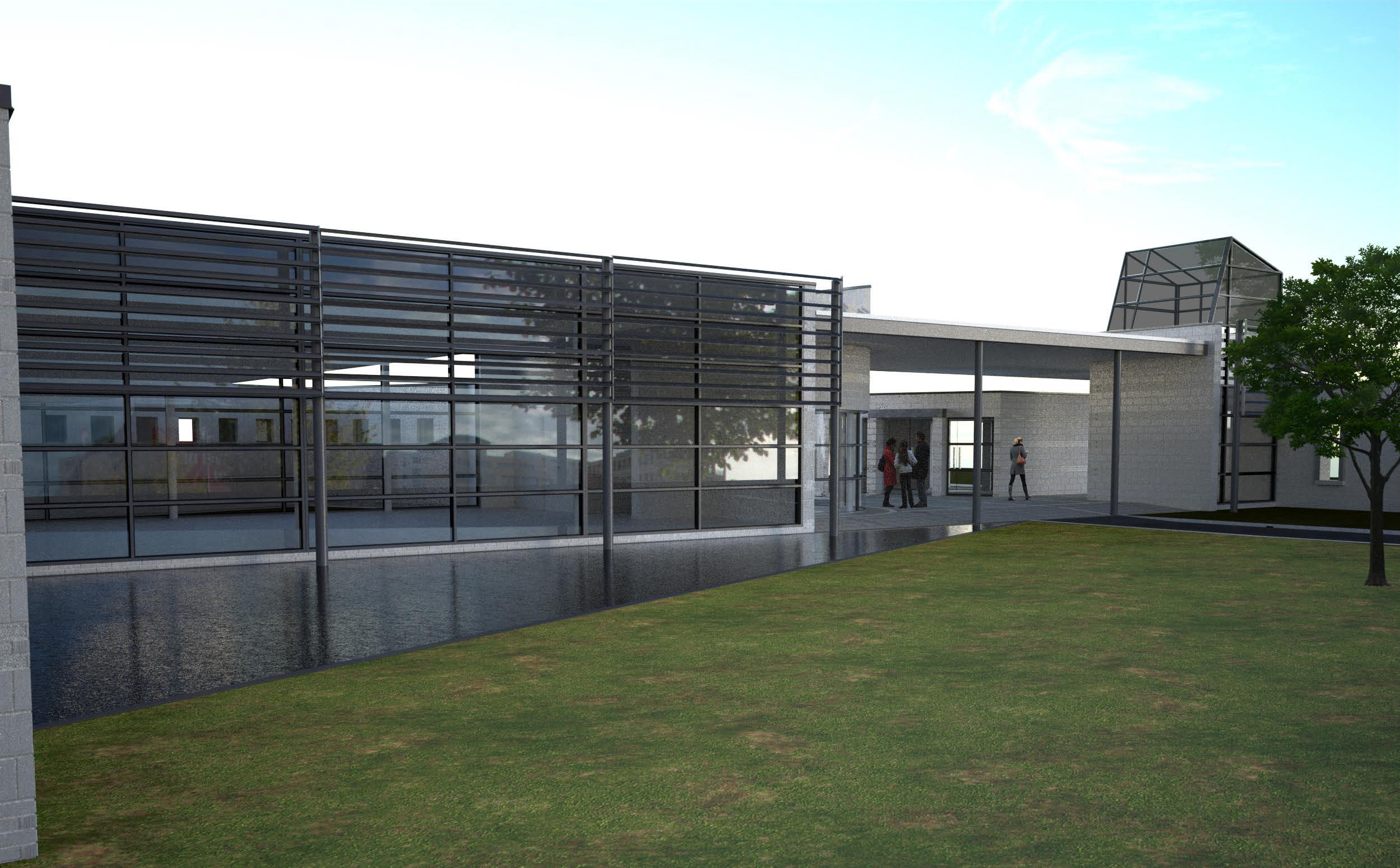 Clague designed , new build crematorium in Horam gains